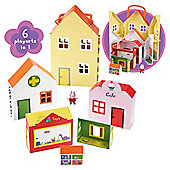 Peppa Pig 6-in-1 Street Playset