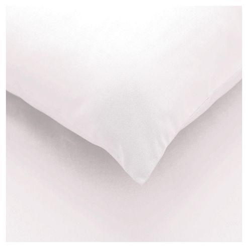 Tesco Pillowcases Set of 4 White