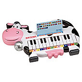 Bontempi Akc0461 Cow Melody Piano