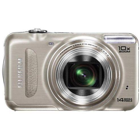 Fujifilm FinePix T200 Digital Camera, Gunmetal, 14MP, 10x Optical Zoom, 2.7 inch LCD Screen
