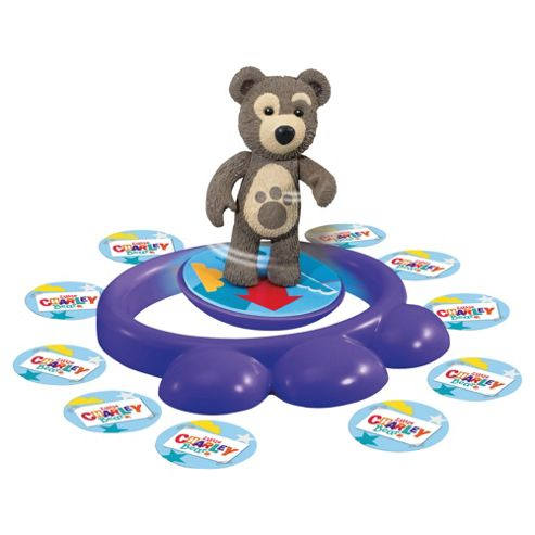 Vivid Imagination Little Charley Bear Guess & Spin Game