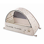 Koo-di Pop up Bubble Travel Cot, Sun and Sleep