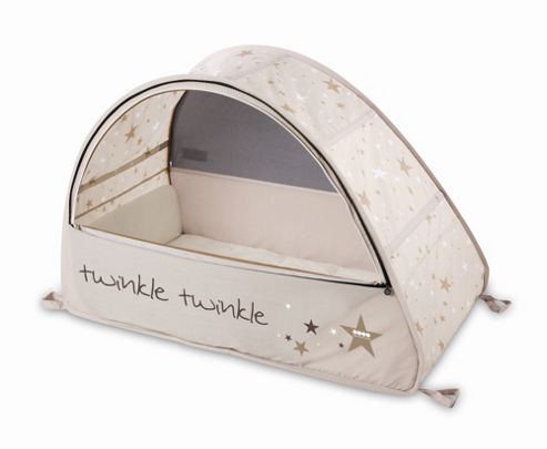 Koo-di Pop up Bubble Travel Cot , Sun and Sleep
