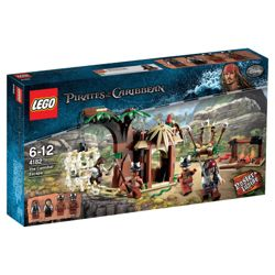 LEGO Pirates of the Caribbean Cannibal Escape 4182