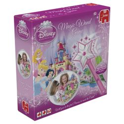 Jumbo Games Disney Princess Magic Wand Game