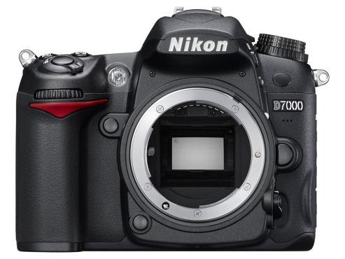 Nikon D7000 SLR Camera Body Only Black