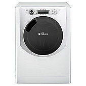 Hotpoint Aqualtis AQ113D697I  Washing Machine, 11kg Wash Load, 1600 RPM Spin, A++  Energy Rating. White Ice