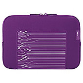 Belkin Grip case for Kindle (Keyboard 3G + Wi-Fi), Purple