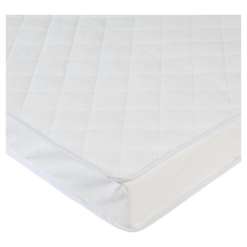 Kit For Kids Kidtex Foam Continental Cot Mattress 120x60cm