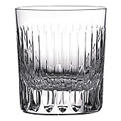 Royal Doulton Manhattan Set of 4 300ml Flute Tumbler Glasses