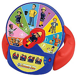 Fireman Sam Activity Wheel