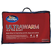 Silentnight Ultrawarm 13.5 Tog Double Duvet With Free Pillows