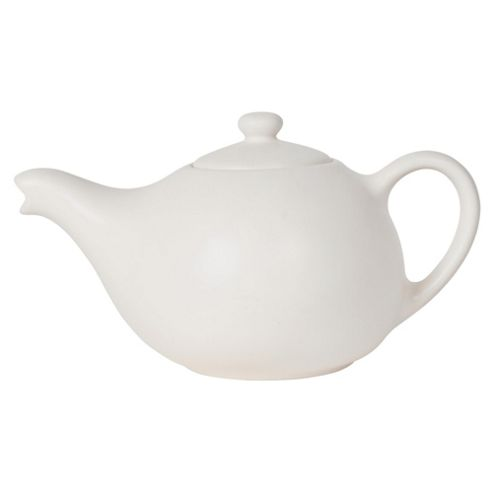 Nigella Lawson Living Kitchen Teapot, Cream