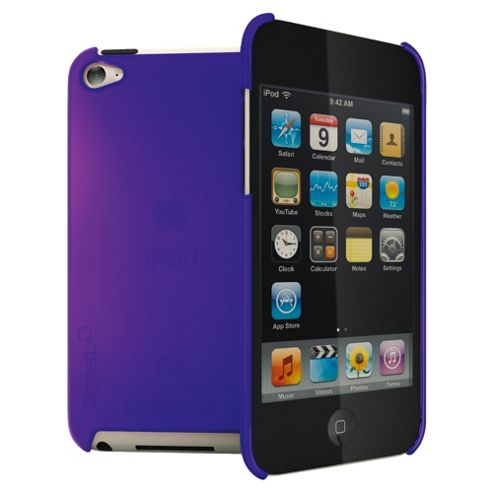 Cygnett Frost Matte Slim Case for iPod Touch 4 - Purple