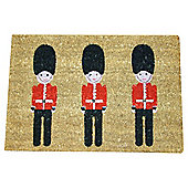 Tesco Toy Soldiers Mat 75x45cm