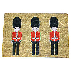 Buy Tesco Toy Soldiers Mat 75x45cm From Our Door Mats