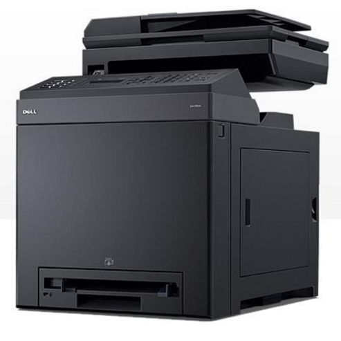 Dell 2155CDN AIO(Print, Copy, Scan & Fax) Colour Laser Printer