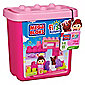 Mega Bloks Small Tub Town Pony Stable