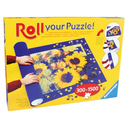 Roll Your Jigsaw Puzzle- Assortment – Colours & Styles May Vary