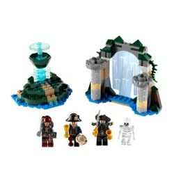 LEGO Pirates of the Caribbean Aqua De Vida 4192