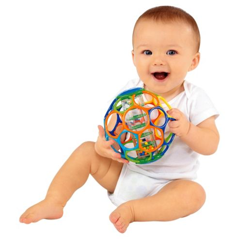Oball Rollin' Rainstick Baby Activity Toy