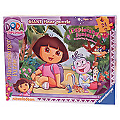 Dora The Explorer 24 Piece Giant Floor Jigsaw Puzzle