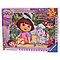 Dora Giant Floor Jigsaw Puzzle 24 Piece