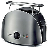 Bosch 75-265 2 Slice Toaster - Brushed Stainless steel