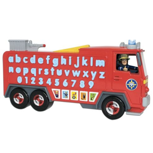 Fireman Sam Alphabet Rescue