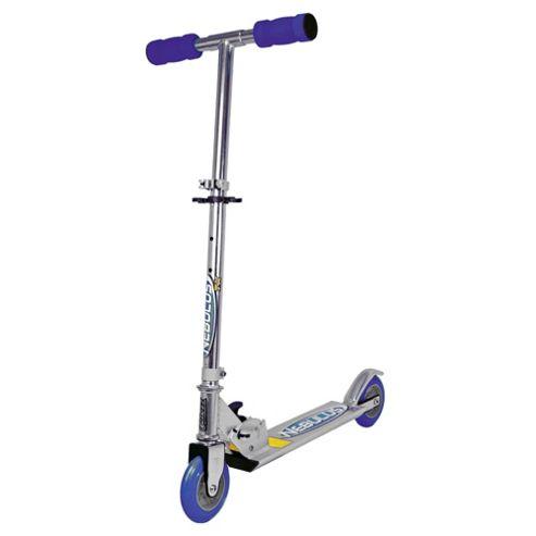 Ozbozz Blue Nebulus TX 2-Wheel Scooter