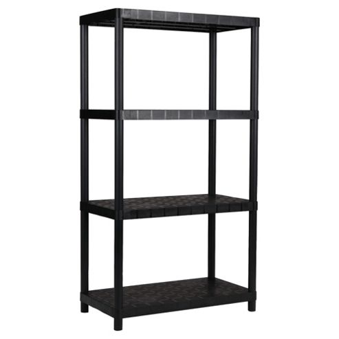 Keter 15 4 Tier Plastic Shelving Unit