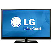 LG Electronics 50inch HD Ready Plasma Tv 600Hz Freeview
