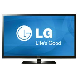 LG Electronics 50inch HD Ready Plasma Tv 600Hz Freeview