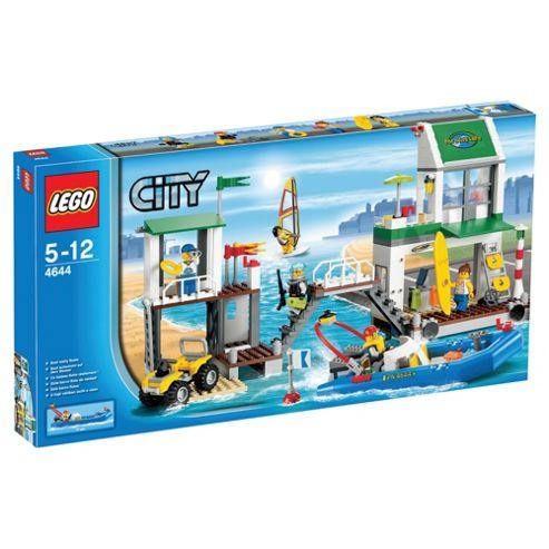 LEGO City Marina 4644