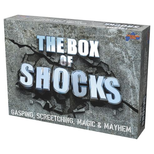 Drumond Park Board Game The Box of Shocks Game