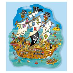 Orchard Toys Pirate Ship Jigsaw Puzzle