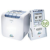 Philips Avent Super Sensitive DECT Monitor With Temp/Humidity/Lullabies