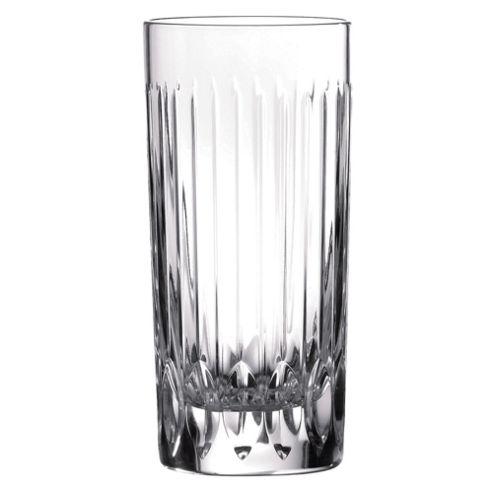 Royal Doulton Manhattan Set of 4 320ml Flute Hi-Ball Glasses