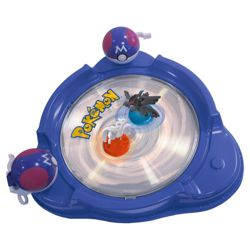 Pokemon Battle Stage & Pok' Ball Twister Figure Set