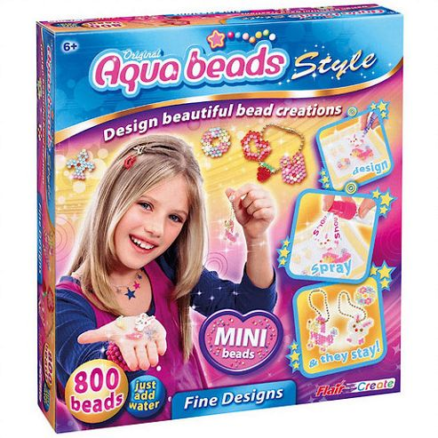 Aqua Beads Style Fine Designs