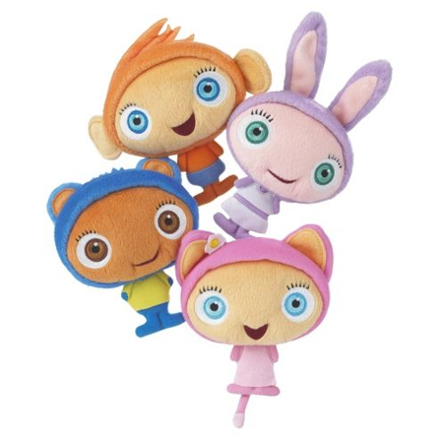 Waybuloo Mini Soft Toy- Assortment – Colours & Styles May Vary