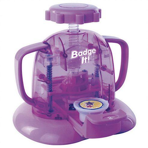 Bandai 8010 Badge It Purple