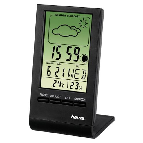 Hama TH-100 LCD Thermo Hygrometer