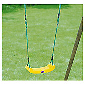 Plum Blow Moulded Swing Seat