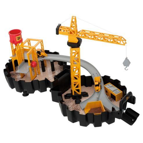 JCB Wheel Play Set Construction Toy