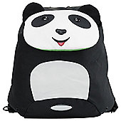 Samsonite Funny Face Kids' Backpack, Panda Small