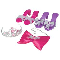 Sparkle & Glitz Dazzling Dress Up Set