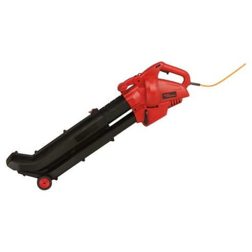 Red 2800W Electric Blower Vac