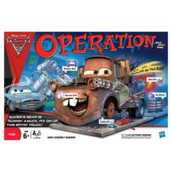 Hasbro Cars Operation
