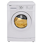 Beko WMB61221W Washing Machine, 6kg Wash Load, 1200 RPM Spin, A+ Energy Rating. White